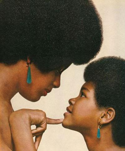 black-mom-daughter-afro