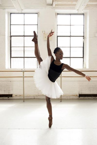 6 Sources of Black Ballerina Inspiration for Little Girls