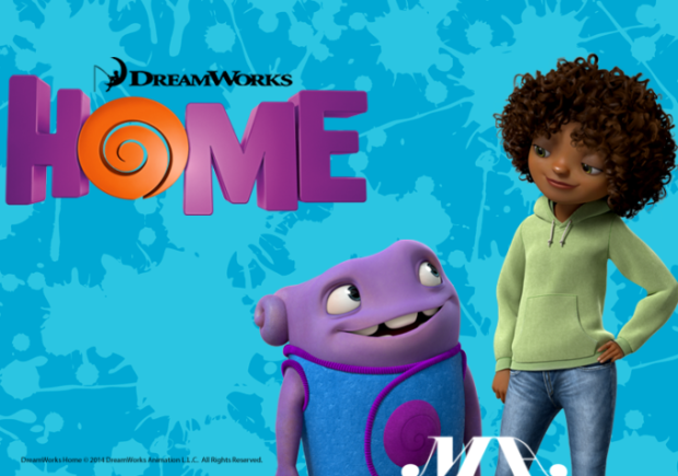 New Dreamworks Animated Film,  Home,  Will Feature a Black Girl as the Protagonist