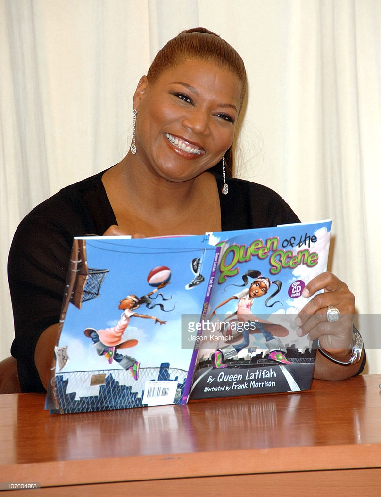 Queen Latifah Engaged and Marrying Girlfriend Eboni