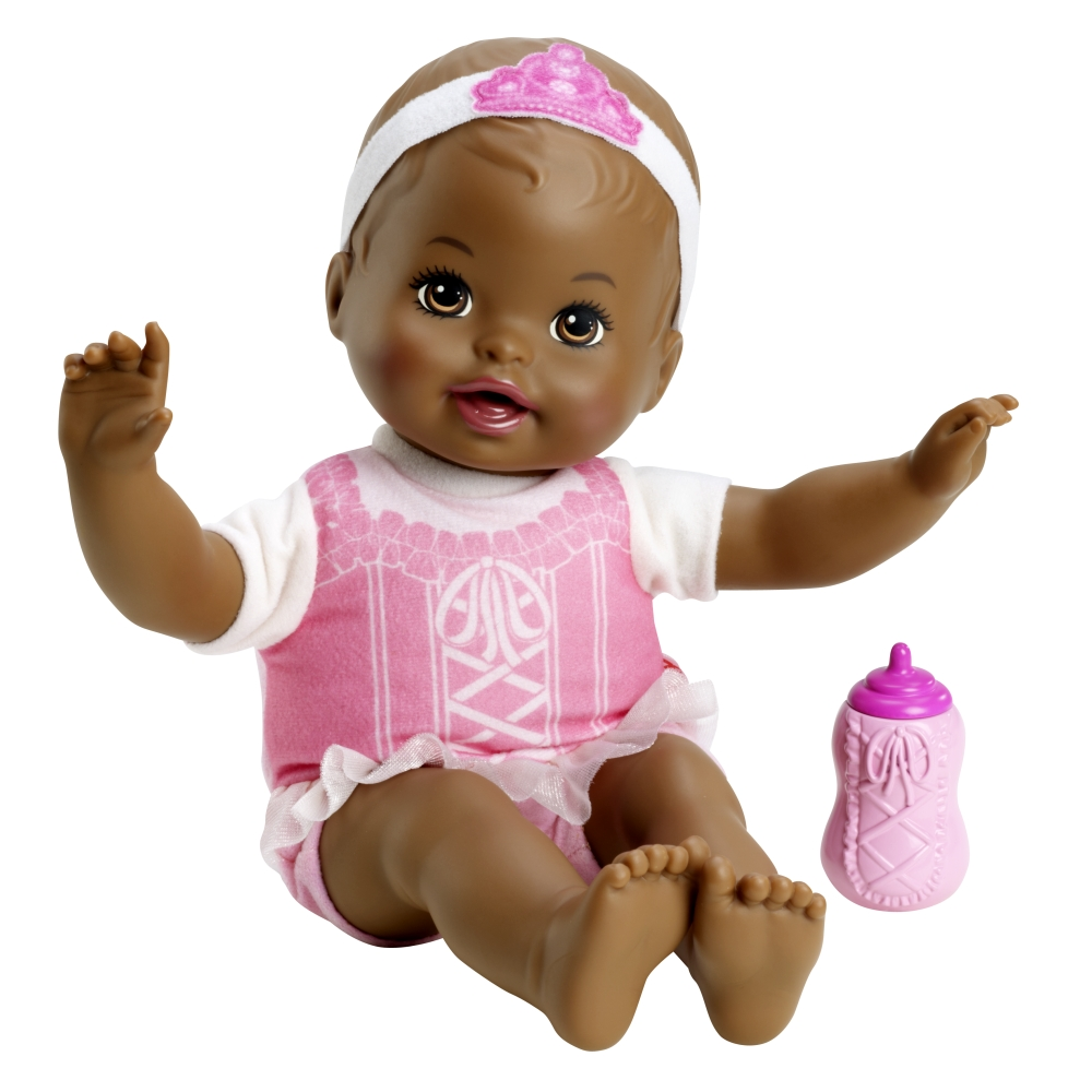 Why I Won't Buy My Daughter a Baby Doll Unless She Asks